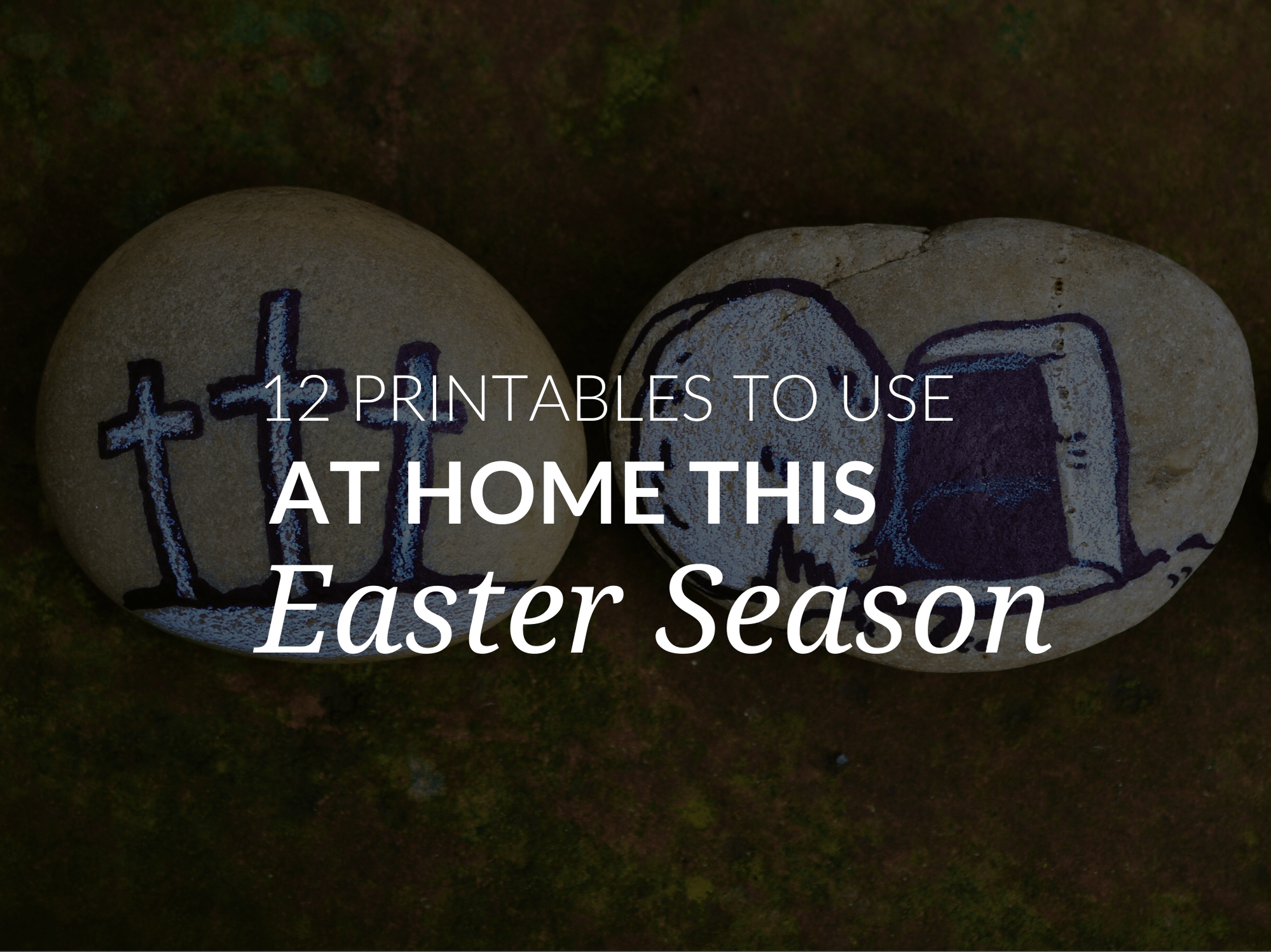 12 Easter Season Printables for Catholic Families– Liturgical Year [ 1498 x 1999 Pixel ]