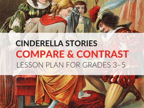 small resolution of Cinderella Stories Compare and Contrast Lesson Plan