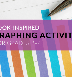 Book-Inspired Graphing Activity Worksheets [ 768 x 1024 Pixel ]