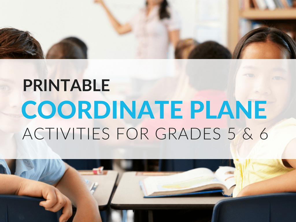 hight resolution of 3 Coordinate Plane Activities and Coordinate Plane Word Problems