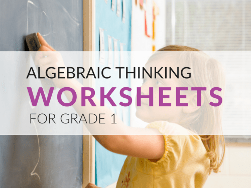 small resolution of Relationship Between Addition and Subtraction in Grade 1– Algebraic Thinking  Worksheets
