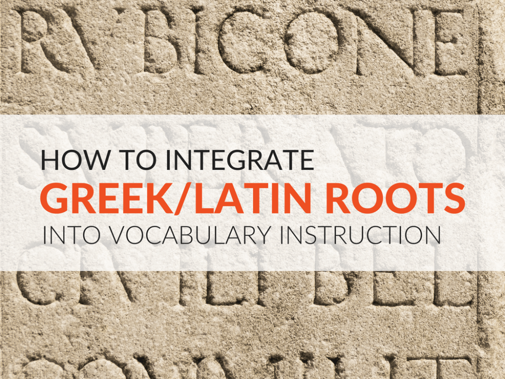 medium resolution of 8 Ways to Integrate Greek/Latin Roots into Vocabulary Routines