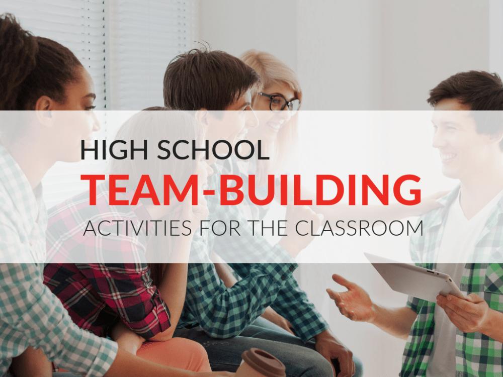 medium resolution of Team-Building Activities for High School Students