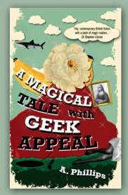 Image result for a magical tale with geek appeal