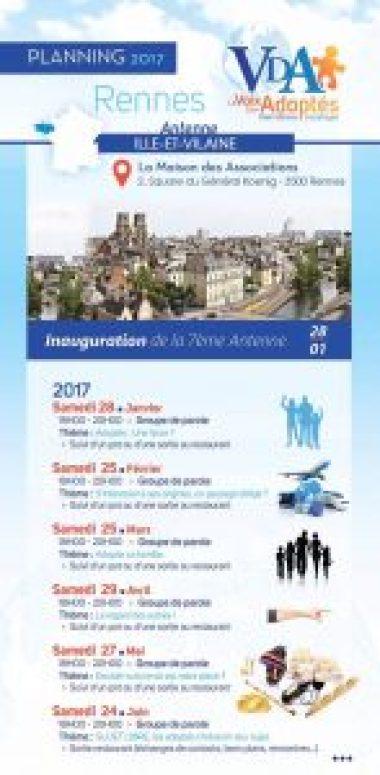 La Voix des Adoptés Rennes Bretagne