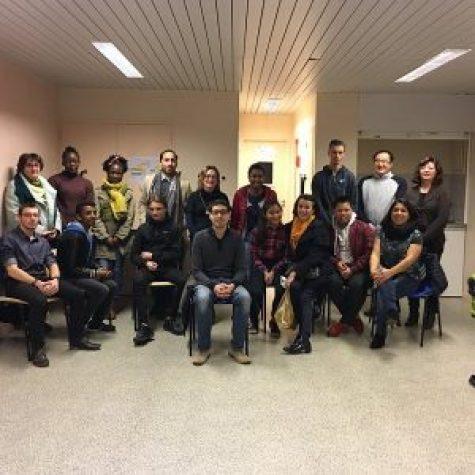 Réunion d'inauguration Voix des Adoptés Bretagne