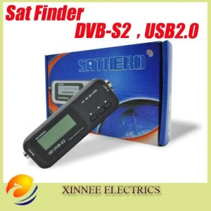 FREE SHIPPING Sathero SH-100HD Pocket Digital Satellite Finder Satellite Meter HD Signal Sat Finder DVB-S2 USB 2.0 discount