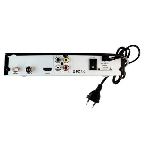 FREE SHIPPING Free To Air Digital Satellite receiver HD DVB T2+S2 TV Tuner [tag]