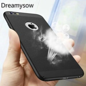 Phone Cases Hollow Heat Hard PC for iPhone X iPhone 8 iPhone7 iPhoneXS max iPhoneXR 10