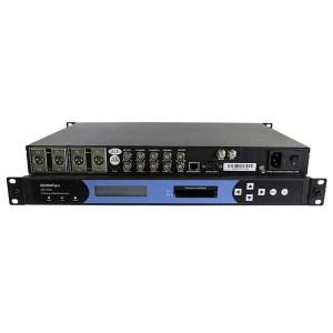 Receiver GEOSATpro DSR160ASI RACK MOUNT IRD WITH SDI AND ASI broadcast