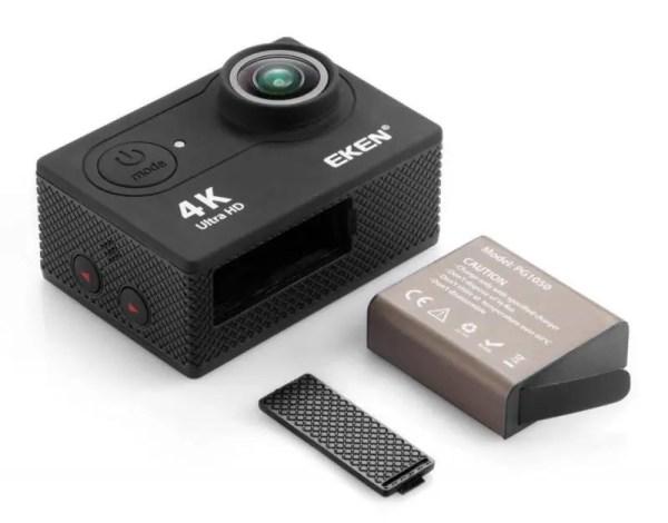 Cameras Original EKEN H9R / H9 Ultra HD 4K Action Camera 30m waterproof 2.0′ Screen 1080p sport Camera go extreme pro cam 1080p