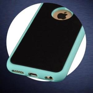 Phone Cases Anti Gravity Phone Bag Case For iPhone X iPhone8 iPhone7 iPhone6S Plus TPU Frame Magical Nano Suction Anti