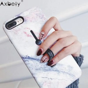 Phone Cases Fashion Ring Phone Cases For iphone 6s iphone7 iphone8 Plus iphone/XS MAX/XR 6S