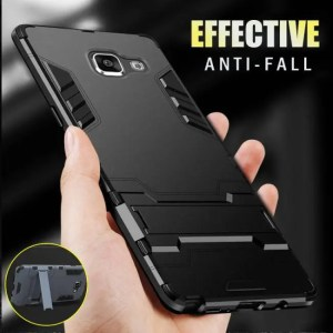 Phone Cases Luxury Armor Phone Case CoverShockproof Cover For Samsung A8 Plus J7 2016