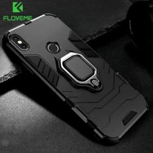 Phone Cases Magnetic Ring Holder Case For Xiaomi Redmi Note 5 Redmi 6 Pro Cover For Xiaomi Mi A2 Xiaomi Mi A1 5