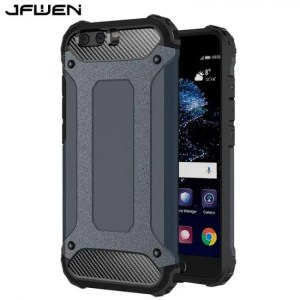 Phone Cases Armor Hard Phone Cases For HuaweiP20Lite HuaweiP30Pro Huawei P10 Plus armor