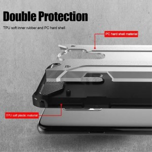 Phone Cases Shockproof Protection Full Cover Armor Shell Phone Cases For Samsung Galaxy Note and S Series armor