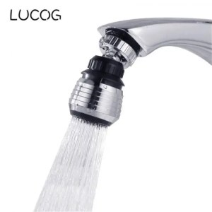 FREE SHIPPING 360 Rotate Swivel Faucet Nozzle Water Filter Purifier 360 Rotate