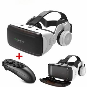 Hear Original VR Virtual Reality 3D Glasses  3D