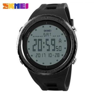 FREE SHIPPING Men Fashion Sport Watch LED Digital 50M Waterproof Swim Underwater Sports Outdoor 50M