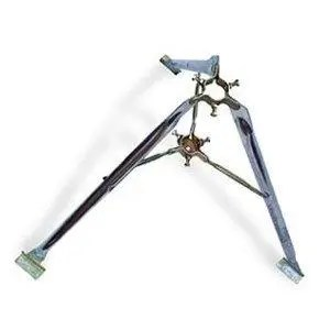 Perfect 10 3 ft. Satellite Tripod Mount with 2