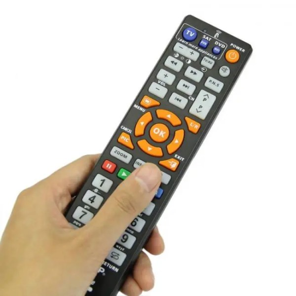 Controls Universal Remote Control with Learning Function For Smart TV DVD SAT control