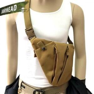 FREE SHIPPING Multifunctional Concealed Tactical Storage Gun Bag Holster Shoulder Bag Free shipping
