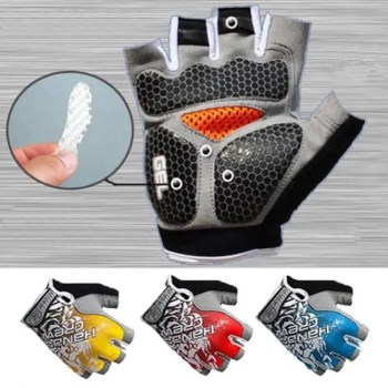 FREE SHIPPING Sports 3D Gel Padded Anti-Slip Unisex Gloves 3D