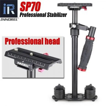FREE SHIPPING SP70 handheld steadycam DSLR camera stabilizer Cam