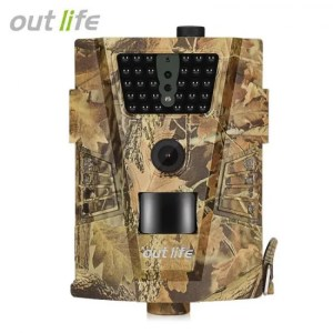 FREE SHIPPING Outlife HD 1080P Hunting Camera 30pcs Infrared LEDs 850nm IR Hunting Traps Wildlife Trail Camera Night Vision Animal Photo Traps camera
