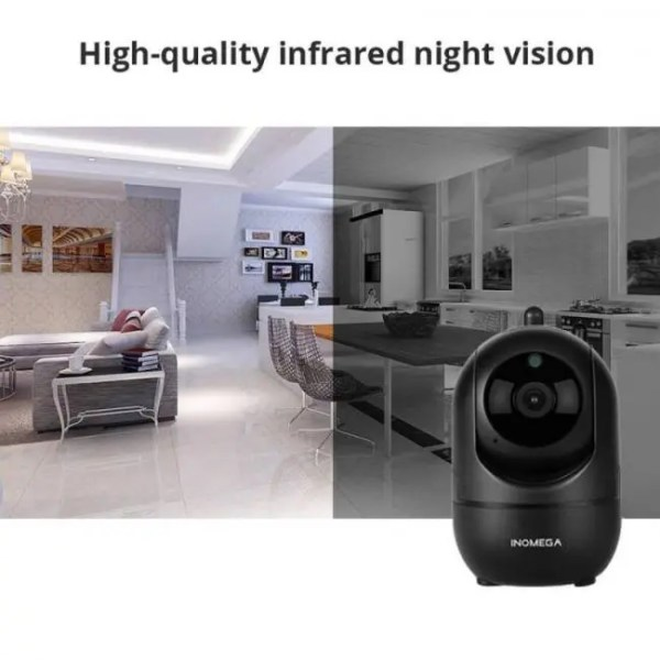 FREE SHIPPING INQMEGA HD 1080P Cloud Wireless IP Camera Intelligent Auto Tracking Of Human Home Security Surveillance CCTV Network Wifi Camera camera