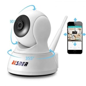 FREE SHIPPING BESDER HD 720P Home Security IP Camera Two Way Audio Wireless Mini Camera 1MP Night Vision CCTV WiFi Camera Baby Monitor iCsee 1080p