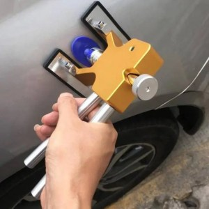 Accessories Car Body Paint-less Dent Lifter Repair Tool Puller +18 Tabs Hail Removal Tool dent