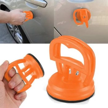 FREE SHIPPING 2.2 inch Mini Car Dent Remover Puller Auto Body Dent Removal Tools Strong Suction Cup Car Repair Kit Glass Metal Lifter Locking Free shipping