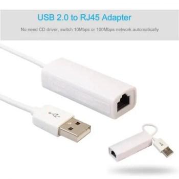 FREE SHIPPING Koqit USB Ethernet Internet RJ45 Lan 10/100Mbps network Cable adapter 88772A Chip for K1 U2 TV Box Receptor satellite Receiver 10100Mbps