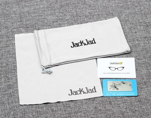 Car & Motorbike JackJad New Fashion Men Driving Ultralight Titanium Polarized Sunglasses Brand Design Rimless Aviation Sun Glasses Oculos De Sol American