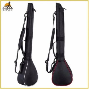 FREE SHIPPING Foldable Golf Gun bag package Capacity Packed 3 clubs Mini Soft club bag package Shoulder club bags  for man woman bag