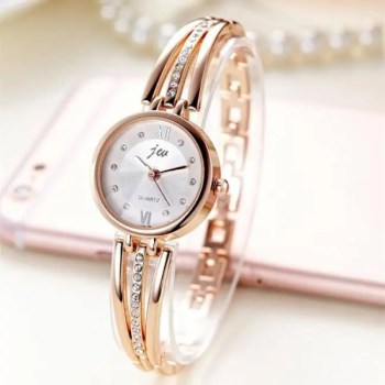 FREE SHIPPING New Fashion Rhinestone Watches Women Luxury Brand Stainless Steel Bracelet watches Ladies Quartz Dress Watches reloj mujer Clock [tag]