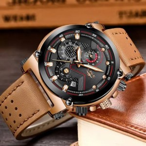 FREE SHIPPING Reloje LIGE Men Watch Male Leather Automatic date Quartz Watches Mens Luxury Brand Waterproof Sport Clock Relogio Masculino [tag]