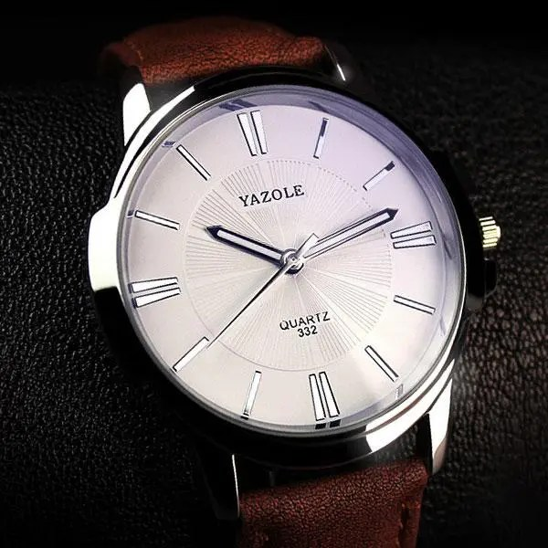 FREE SHIPPING YAZOLE 2019 Fashion Quartz Watch Men Watches Top Brand Luxury  Male Clock Business Mens c0939da6b7e