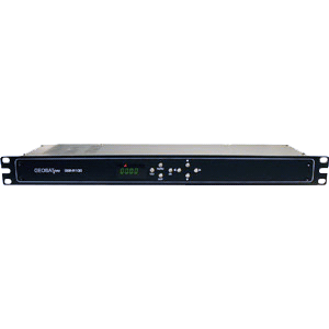 Receiver GEOSATpro DSR-R100 RACK MOUNT W/XLR AND BNC broadcast