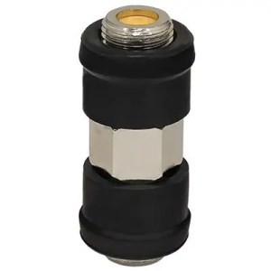 RG6 RG11 DTVF81O-05  Conn, Barrel Outdoor, 100 pc bag 3GHZ-High Freq, WS Compression