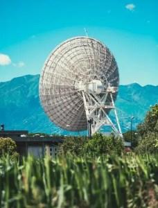 C-band Satellite Dish Antenna