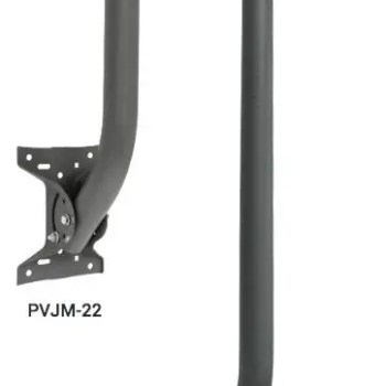 Mounts J Pipe Mount & Foot, 1 5/8 OD, sold as 2 Per Pack [tag]