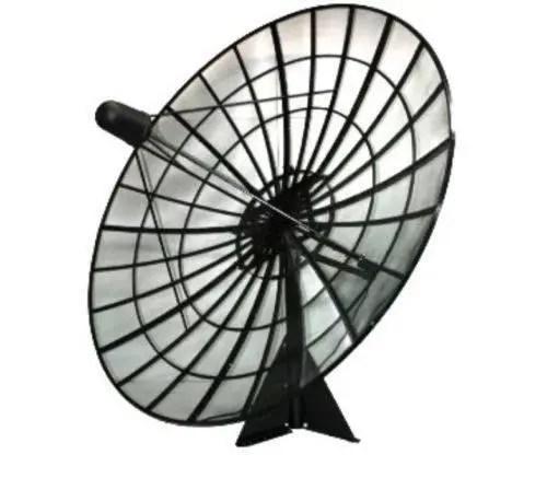 Prime C 300cm (10ft) C Ku Band Prime Focus Mesh Satellite Dish CB300 antenna