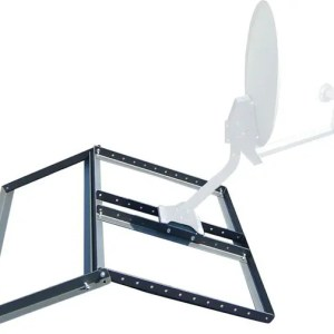 Mounts VMP PRM-2 Non-Penetrating Pitched Roof Mount (Grey) Grey