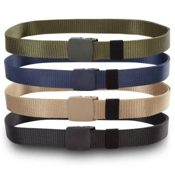 FREE SHIPPING 125CM (49in) Marine Corps Tactical Belts Military Canvas Belt For Mens Buckle Belts Nylon Outdoor Sports Ceinture Jeans Casual Cintos Belt