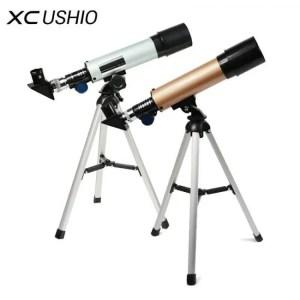 Telescope Monocular Space Astronomical Telescope With Portable Tripod Spotting Scope 360/50mm Telescope 36050mm