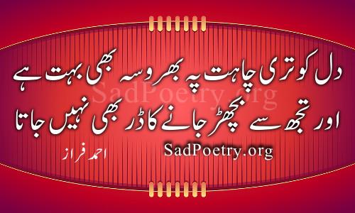 بھروسہ شاعری bharosa shayari poetry urdu
