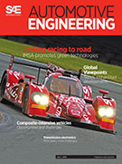 Automotive Engineering:  July 1, 2014